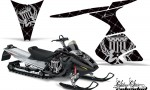 Ski Doo RT AMR Graphics Kit SSR SB 150x90 - Ski-Doo RT Mach Z Graphics