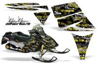Ski-Doo-Rev-AMR-Graphics-Kit-SILVERHAZE-Yellow