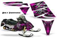 Ski-Doo-Rev-CreatorX-Graphics-Kit-Bolt-Thrower-Pink