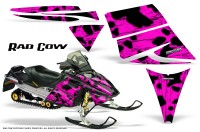 Ski-Doo-Rev-CreatorX-Graphics-Kit-Rad-Cow-Pink