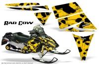 Ski-Doo-Rev-CreatorX-Graphics-Kit-Rad-Cow-Yellow