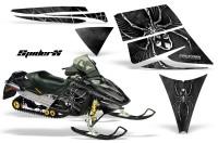 Ski-Doo-Rev-CreatorX-Graphics-Kit-SpiderX-Silver-Black