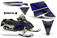 Ski-Doo-Rev-CreatorX-Graphics-Kit-TribalX-Blue-Silver