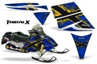 Ski-Doo-Rev-CreatorX-Graphics-Kit-TribalX-Yellow-Blue