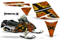 Ski-Doo-Rev-CreatorX-Graphics-Kit-TribalX-Yellow-Orange