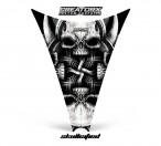 Ski-Doo-Rev-Hood-CreatorX-Graphics-Kit-Skullcified-Silver