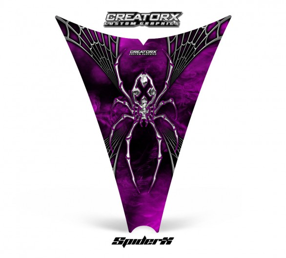 Ski-Doo-Rev-Hood-CreatorX-Graphics-Kit-SpiderX-Pink-Web