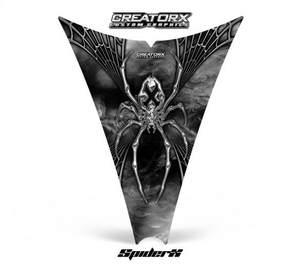 Ski-Doo-Rev-Hood-CreatorX-Graphics-Kit-SpiderX-White-Web