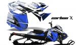 Ski Doo Rev XM Summit 2013 AMR Graphics Kit CX U 150x90 - Ski-Doo Can-Am Rev XM 2013-2017 Graphics