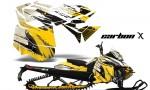 Ski Doo Rev XM Summit 2013 AMR Graphics Kit CX Y 150x90 - Ski-Doo Can-Am Rev XM 2013-2017 Graphics