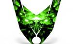 Ski Doo Rev XP Hood CreatorX Graphics Kit Alien Replicator Green 150x90 - Ski-Doo Rev XP Hood Graphics