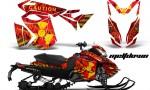 Ski Doo Rev XS MXZ Renegade 2013 AMR Graphics Kit MD YR 150x90 - Ski-Doo Rev XS MXZ Renegade 2013-2018 Graphics