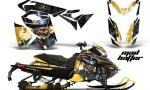 Ski Doo Rev XS MXZ Renegade 2013 AMR Graphics Kit MH BY 150x90 - Ski-Doo Rev XS MXZ Renegade 2013-2018 Graphics