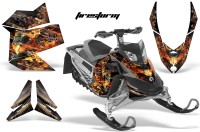 Skidoo-REV-XP-AMR-Graphics-Kit-BLACK-Firestorm
