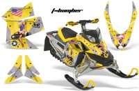 Skidoo-REV-XP-AMR-Graphics-Kit-YELLOW-Tbomber