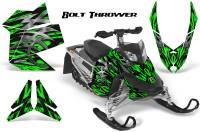 Skidoo-REV-XP-CreatorX-Graphics-Kit-Bolt-Thrower-Green