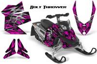 Skidoo-REV-XP-CreatorX-Graphics-Kit-Bolt-Thrower-Pink