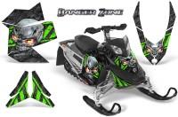 Skidoo-REV-XP-CreatorX-Graphics-Kit-Danger Zone-Green