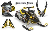 Skidoo-REV-XP-CreatorX-Graphics-Kit-Danger Zone-Yellow