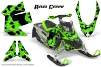 Skidoo-REV-XP-CreatorX-Graphics-Kit-Rad-Cow-Green
