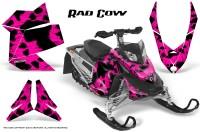 Skidoo-REV-XP-CreatorX-Graphics-Kit-Rad-Cow-Pink