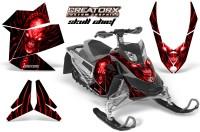 Skidoo-REV-XP-CreatorX-Graphics-Kit-Skull-Chief-Red