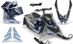 Skidoo REV XP CreatorX Graphics Kit Spell 150x90 - Ski-Doo Rev XP Graphics