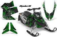 Skidoo-REV-XP-CreatorX-Graphics-Kit-SpiderX-Green