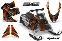 Skidoo-REV-XP-CreatorX-Graphics-Kit-SpiderX-Orange