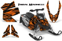 Skidoo-REV-XP-CreatorX-Graphics-Kit-Tribal-Madness-Orange