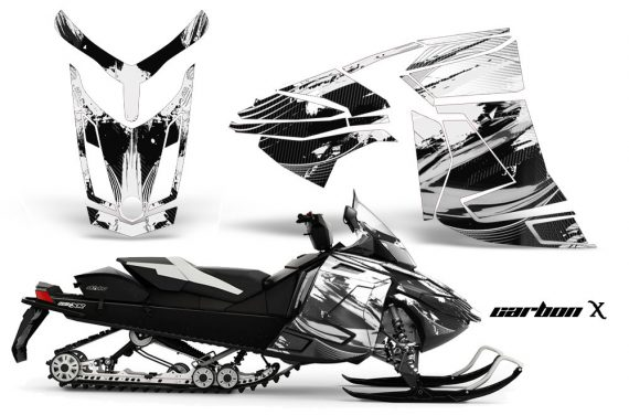 Skidoo Rev XR AMR Graphics Kit Wrap Decal CX W 570x376 - Ski-Doo Can-Am Rev XR Graphics Kit