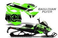 Skidoo-RevXM-CreatorX-Graphics-Kit-Canadian-Flyer-Black-Green