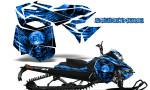 Skidoo RevXM CreatorX Graphics Kit Mission333 Blue 150x90 - Ski-Doo Can-Am Rev XM 2013-2017 Graphics