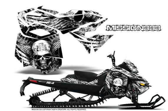 Skidoo-RevXM-CreatorX-Graphics-Kit-Mission333-White
