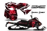 Skidoo-RevXM-CreatorX-Graphics-Kit-Skull-Chief-Red
