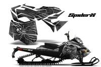 Skidoo-RevXM-CreatorX-Graphics-Kit-SpiderX-Silver