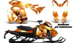 Skidoo RevXS CreatorX Graphics Kit Indian Princess 150x90 - Ski-Doo Rev XS MXZ Renegade 2013-2018 Graphics