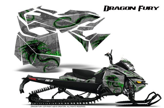 Skidoo_RevXM_Graphics_Kit_Dragon_Fury_Green_Silver