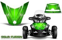Spyder-RT-Hood-CreatorX-Graphics-Kit-Cold-Fusion-Green