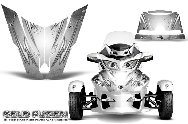 Spyder-RT-Hood-CreatorX-Graphics-Kit-Cold-Fusion-White