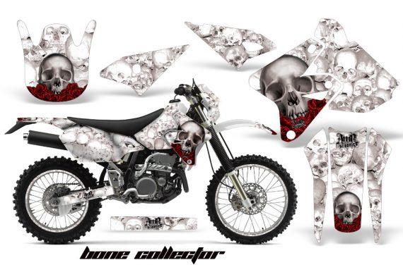 Suzuki DRZ 400 Enduro NP AMR Graphic Kit Bones W NPs 570x376 - Suzuki Dirt Bike Graphics