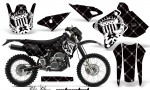 Suzuki DRZ 400 Enduro NP AMR Graphic Kit Reloaded WB NPs 150x90 - Suzuki Dirt Bike Graphics