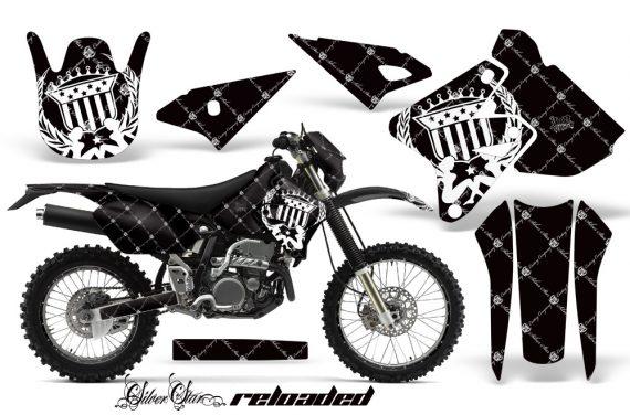 Suzuki DRZ 400 Enduro NP AMR Graphic Kit Reloaded WB NPs 570x376 - Suzuki Dirt Bike Graphics