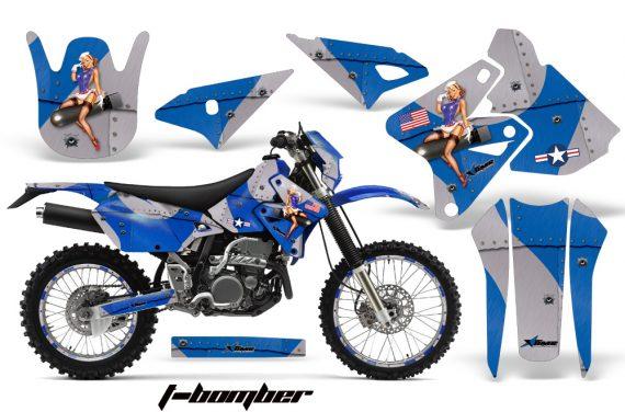 Suzuki DRZ 400 Enduro NP AMR Graphic Kit TBomber B NPs 570x376 - Suzuki Dirt Bike Graphics