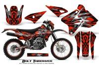 Suzuki-DRZ400-Enduro-CreatorX-Graphics-Kit-Bolt-Thrower-Red-NP-Rims