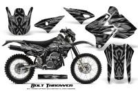 Suzuki-DRZ400-Enduro-CreatorX-Graphics-Kit-Bolt-Thrower-Silver-NP-Rims