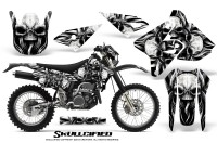 Suzuki-DRZ400-Enduro-CreatorX-Graphics-Kit-Skullcified-Silver-NP-Rims