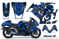 Suzuki-GSX-1300-Hayabusa-CreatorX-Graphics-Kit-SpiderX-Blue