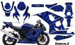 Suzuki GSXR 600 750 04 05 CreatorX Graphics Kit TribalZ Blue 150x90 - Suzuki GSXR 600/750 2004-2005 Graphics