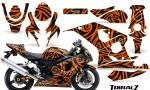 Suzuki GSXR 600 750 04 05 CreatorX Graphics Kit TribalZ Orange 150x90 - Suzuki GSXR 600/750 2004-2005 Graphics